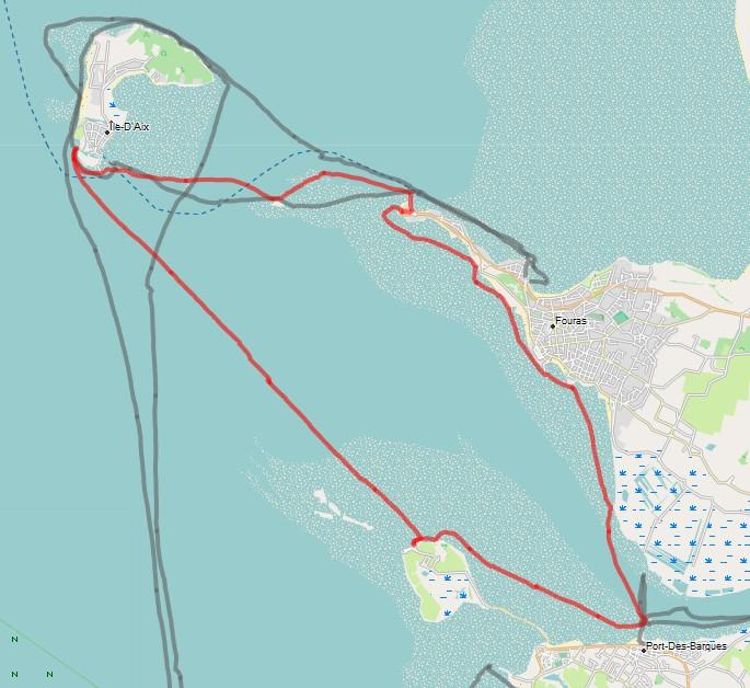 naviguer estuaire gironde
